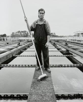 Greg Fowley, Hamilton Water Treatment Station