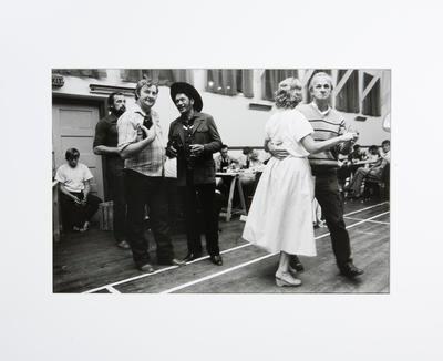 Dance at the Rotowaro Hall