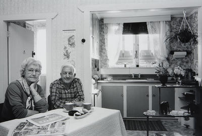 Elderly Huntly Couple