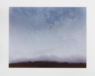 Maungapohatu: The Mountain at Dusk
