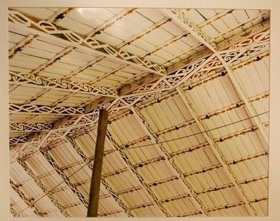 Ceiling of Tane Nui a Rangi: Maungapohatu