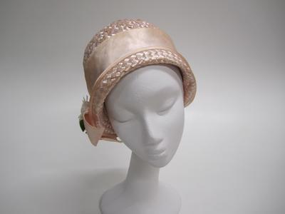 Women's raffia hat