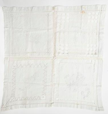 tablecloth / sampler