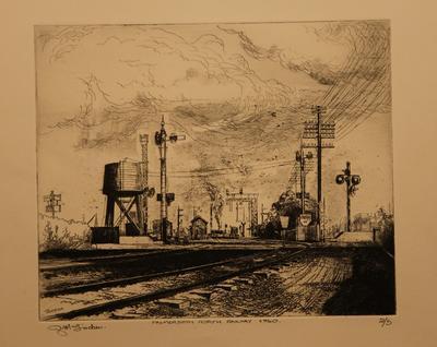 Palmerston North Railway