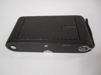 Camera, folding pocket