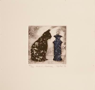 Black Pepper; Gary Tricker; 1994; L2016/18/196