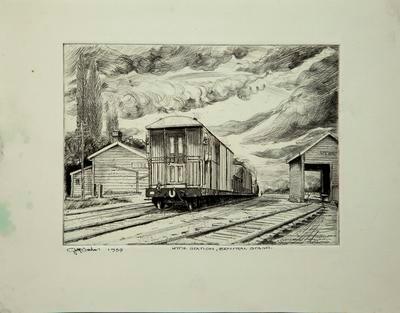 Hyde Station, Central Otago