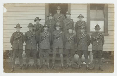 Photograph: T.M. Waters, Hut 142