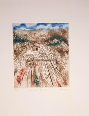 Vintage Railway; Gary Tricker; 2001; L2016/18/430