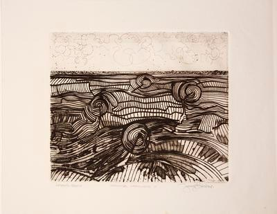 Turakina Landscape; Gary Tricker; 1967; L2016/18/431
