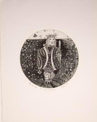 The Long Journey; Gary Tricker; 1976; L2016/18/432