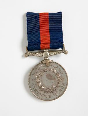 Medal New Zealand (Waikato Campaigns) O.Irwin