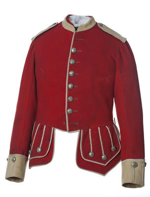 Highland Doublet Uniform Jacket