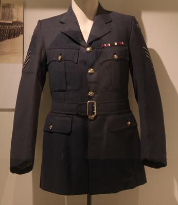 Royal New Zealand Air Force dress tunic (jacket)