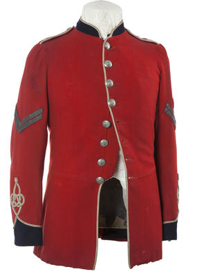 Corporal's Tunic (jacket)