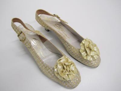 Shoes, slingbacks 'Slicca Lamplighters'