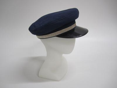 New Zealand Railways peaked cap