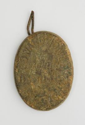 Badge/medallion – Saddler's