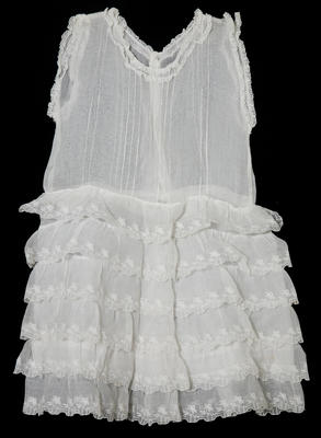 Dress - White Dress