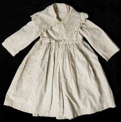 Dress - Child's Cream Dress