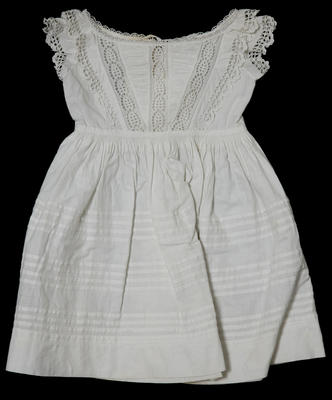 Dress - Infants White Dress