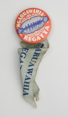Badge – Ngaruawahia Regatta