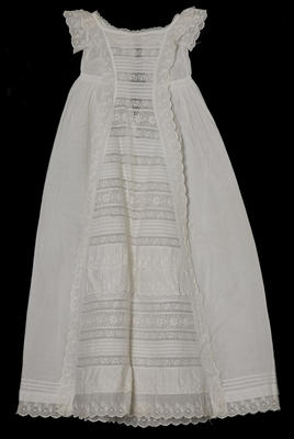 Gown - White Infants Christening Gown