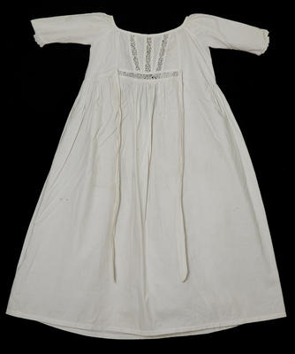 Gown - Infant's White Gown