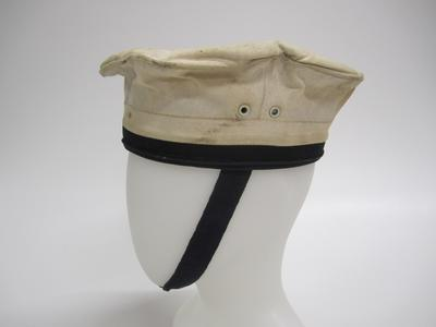 Navy rating cap