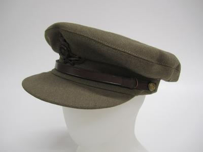 Army officer's cap