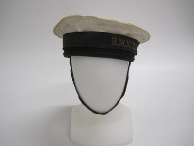 "British Naval Rating Hat  ""H.M.N.Z.S. TAMAKI"""