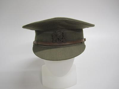 Army officer hat, 4th (Waikato) Mounted Rifles
