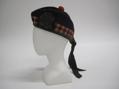 Scottish Glengarry Cap