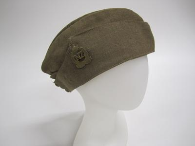 Glengarry military cap