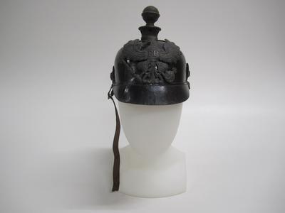 German Uhlan cavalry helmet