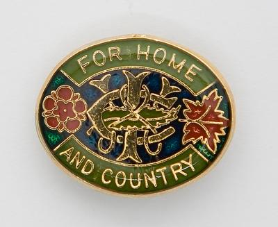 Badge – Country Women's Institute