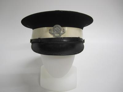 St John Ambulance Brigade Officer's cap