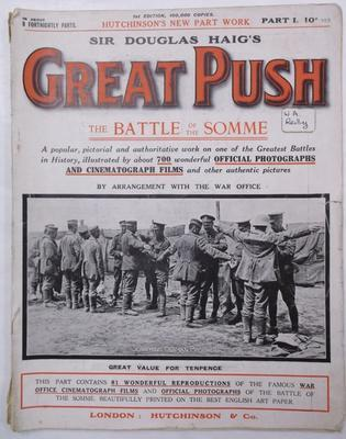 Magazine -  Sir Douglas Haig's Great Push: The Battle of the Somme, part 1