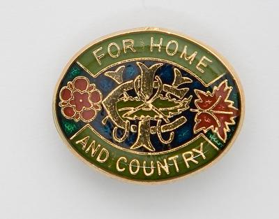 Badge – Country Women's Institute