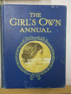 Book - The Girl's Own Annual     XXXII