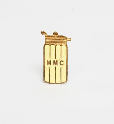 Badge – Mustard Club