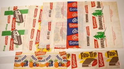 Wrappers, Gaytime products