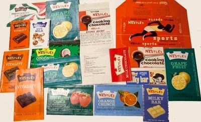 Packaging, Nestles