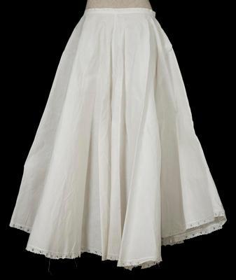 Petticoat - Ladies White Petticoat Skirt
