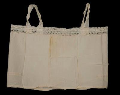 Undervest - Ladies White Undergarment