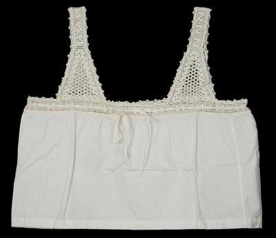 Camisole - Ladies White Top Camisole