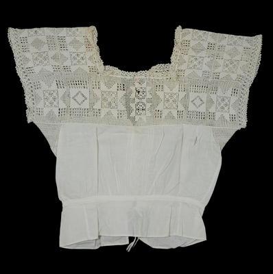 Camisole - Ladies White Camisole.