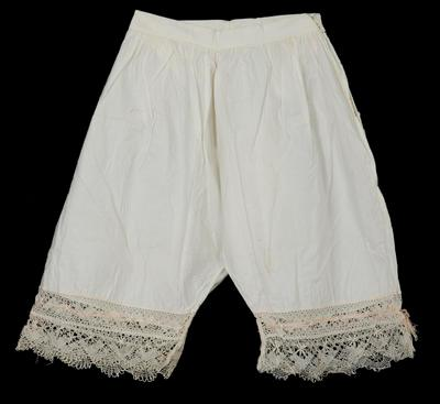 Bloomers - White Bloomer