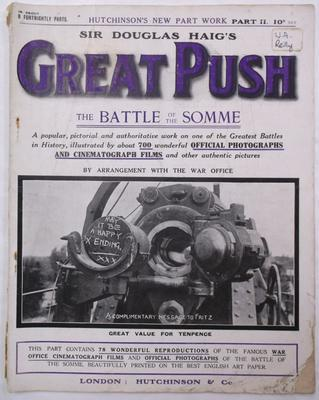 Magazine - Sir Douglas Haig's Great Push: The Battle of the Somme, part 2