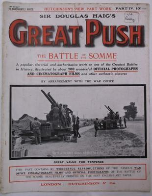 Magazine -  Sir Douglas Haig's Great Push: The Battle of the Somme, part 4
